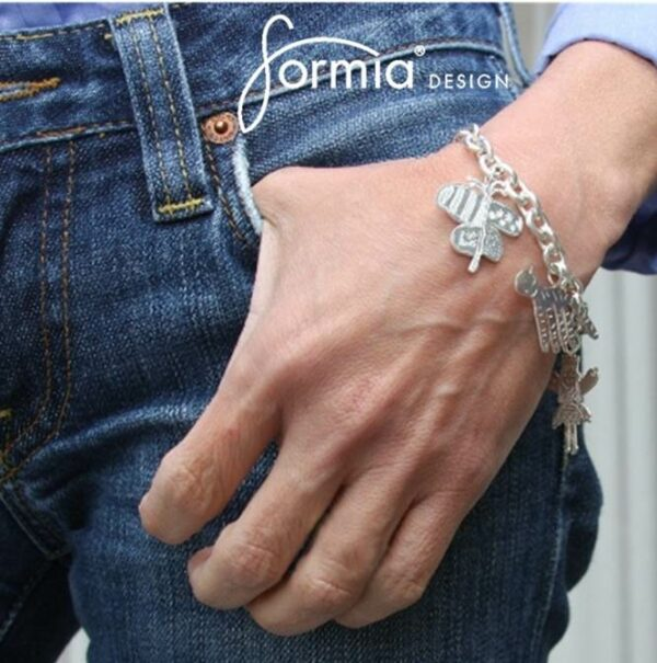 Charm bracelet a classic gift for any mother