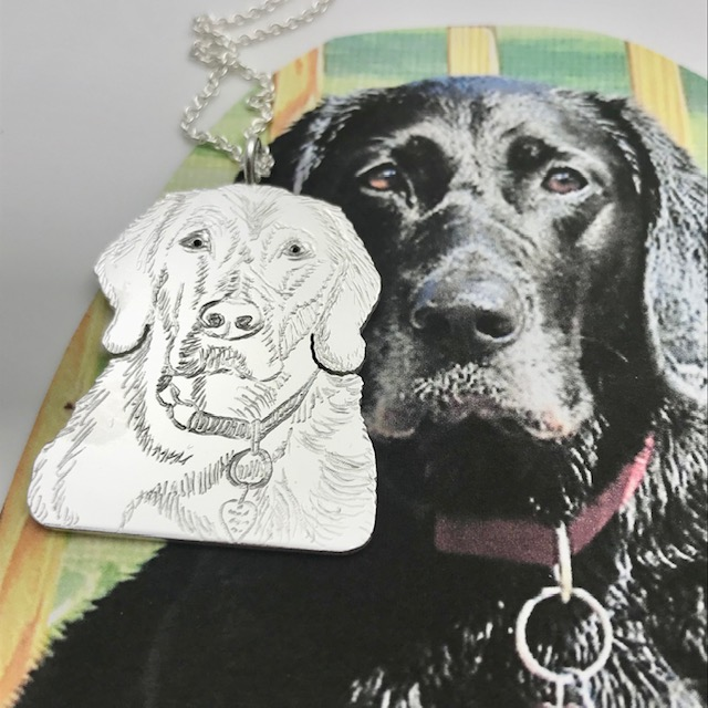 National pet day 2019 favorite pet pictured on jewelry