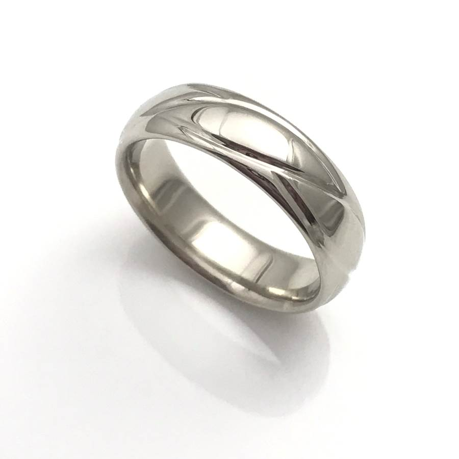 Gentlemen wedding band, his vision became true