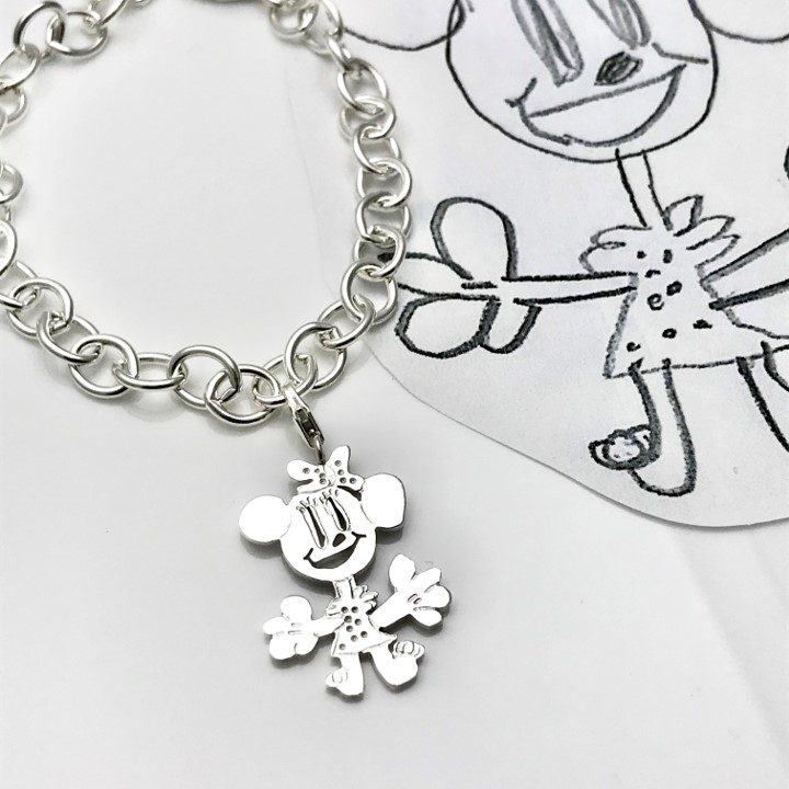 design your own charm for a bracelet