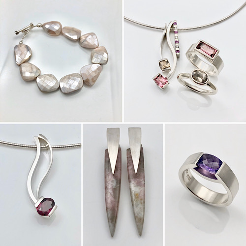 Last minute love gifts in gold silver and gemstones