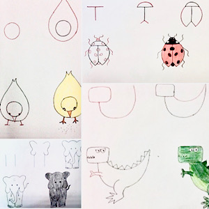 All age art activity for creative families
