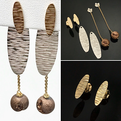 Earring variations wear 5 different ways versatile earrings