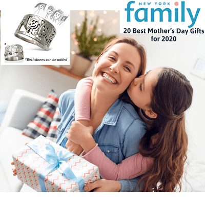 New York Family Mother's Day gift ideas 2020
